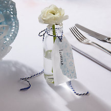 How to make doiley placecards