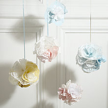 Buy How to make celebration pom poms Online at johnlewis.com