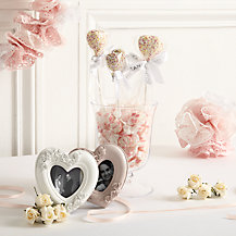 How to make a wedding table centrepiece