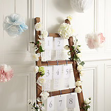 How to make a ladder table plan