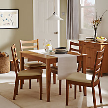 Buy John Lewis Alba Dining Room Furniture Online at johnlewis.com