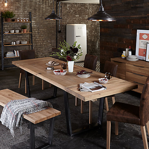 Buy John Lewis Calia 8 Seater Dining Table John Lewis