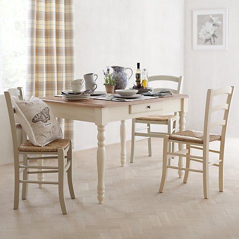Buy john lewis firenze 6 seater dining table john lewis for John lewis chinese furniture