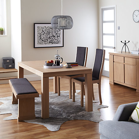 Buy John Lewis Keep 8-10 Seater Extending Dining Table Online at johnlewis.com