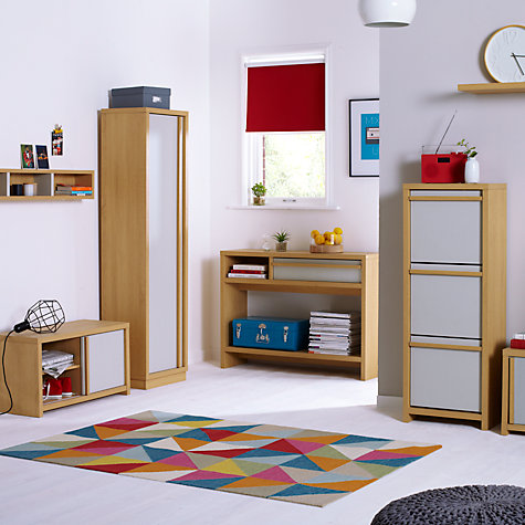 Buy House by John Lewis Porto Wall Storage Box Online at johnlewis.com