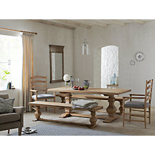 Hudson Living Refectory Dining Room Furniture