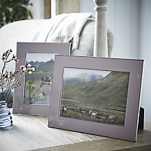 Buy John Lewis Amy Photo Frame Range Online at johnlewis.com