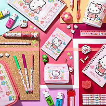 Buy Hello Kitty Home Sweet Home Stationery Range Online at johnlewis.com