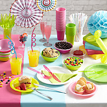 Party Disposable Tableware Range