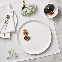 John Lewis Mezzo White Table Linen
