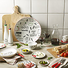 Buy Italian Tableware Online at johnlewis.com