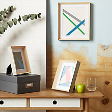 Buy John Lewis Colour Theory Scandi Photo Frame Range Online at johnlewis.com