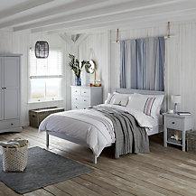 Buy john lewis darton bed frame double john lewis for John lewis bedroom ideas