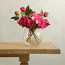 Create Your Own Pink Peony Arrangement