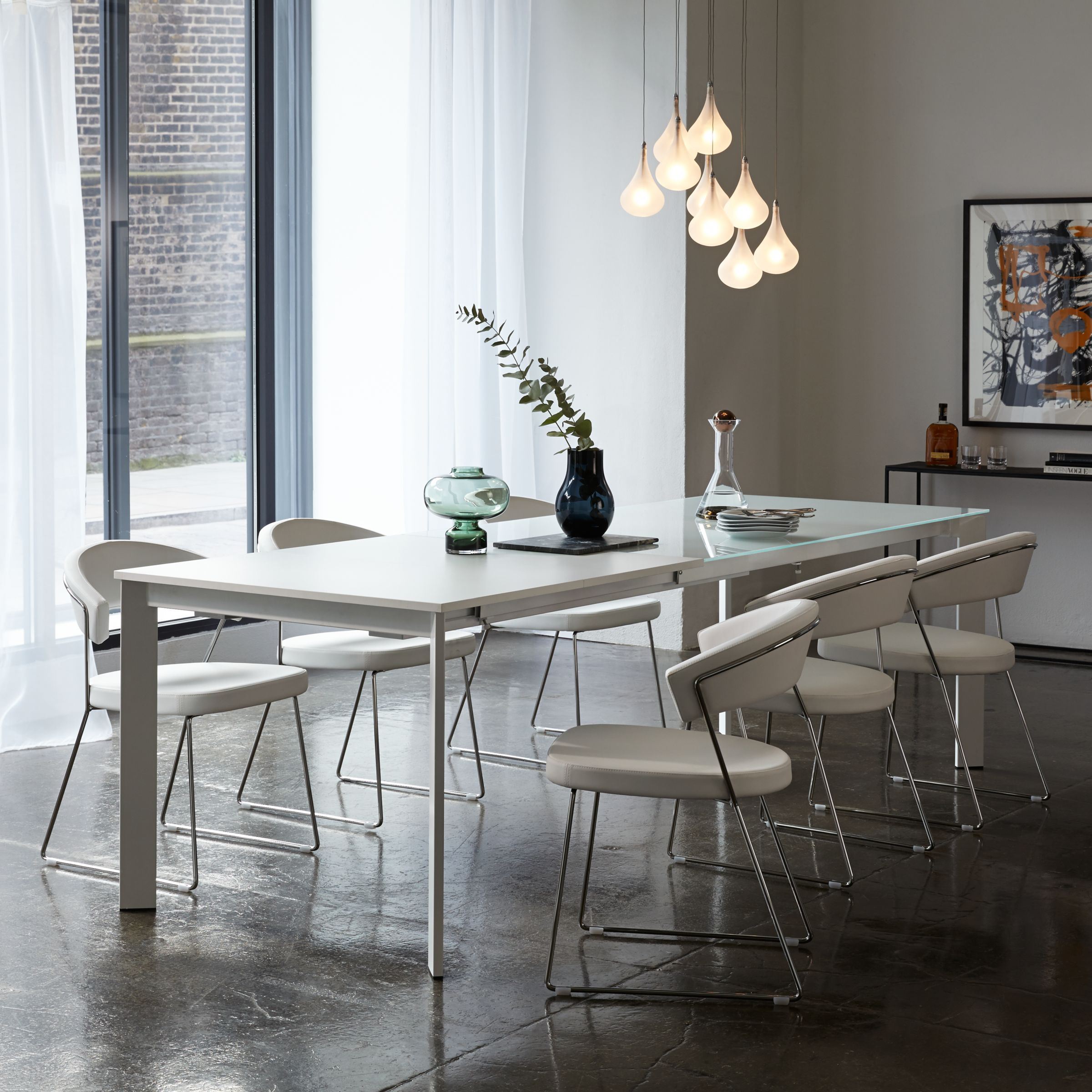 Calligaris New York Dining Chair Taupe