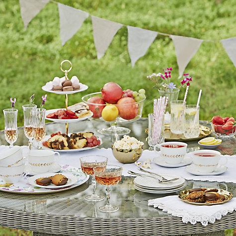 Buy John Lewis Garden Party Tableware  John Lewis