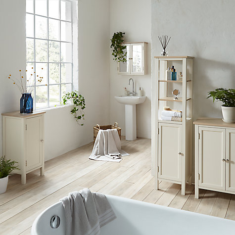 Buy john lewis croft bathroom furniture range john lewis John lewis bathroom design and fitting