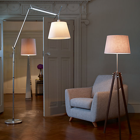 buy artemide tolomeo mega terra floor lamp john lewis. Black Bedroom Furniture Sets. Home Design Ideas