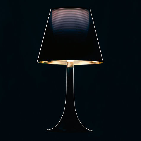 Buy Flos Miss K Table Lamp, Black Online at johnlewis.com