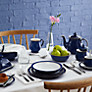 Buy Denby Imperial Blue Soup/Cereal Bowl, Dia.17cm Online at johnlewis.com