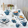 Buy Denby Azure Covered Sugar Online at johnlewis.com