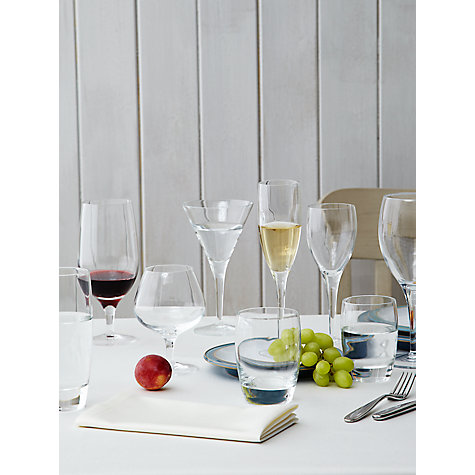 Buy John Lewis Michelangelo Flute, 0.205L, Set of 4 Online at johnlewis.com