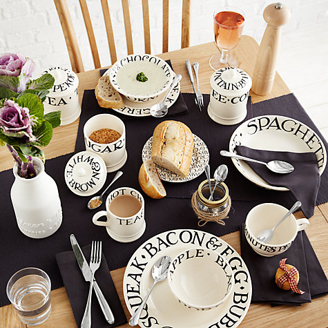 Buy Emma Bridgewater Black Toast, Mug Online at johnlewis.com