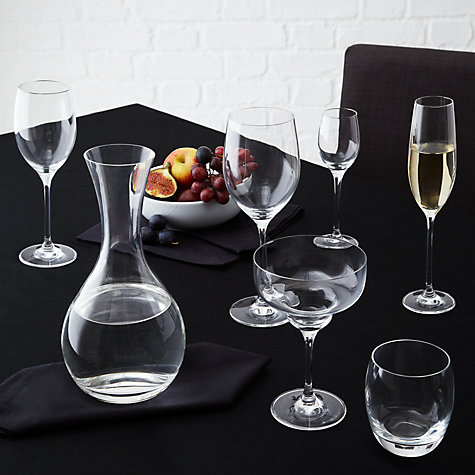 Buy John Lewis Vino Wine Glasses, Set of 4 Online at johnlewis.com