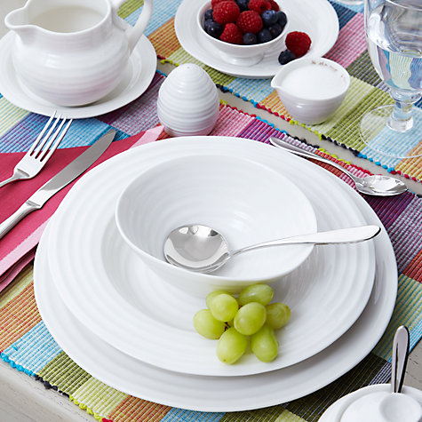 Buy Sophie Conran for Arthur Price Rivelin Soup Spoon Online at johnlewis.com