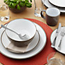 Buy John Lewis Colour Glaze Dining Set, 12 Piece Online at johnlewis.com