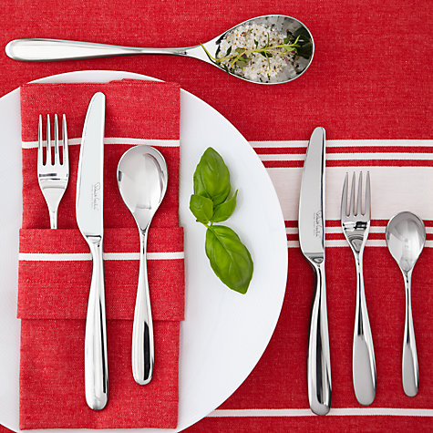 Buy Robert Welch Stanton Dessert Fork Online at johnlewis.com