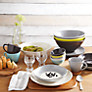 Buy John Lewis Glaze Grey Tableware Online at johnlewis.com