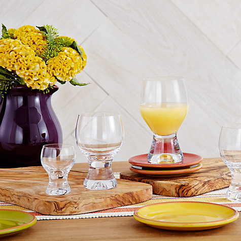 Buy John Lewis Curve Glassware Online at johnlewis.com