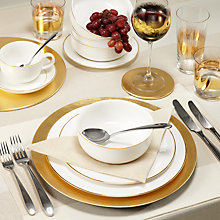 Buy John Lewis Classic Christmas Table Linens & Accessories  Online at johnlewis.com