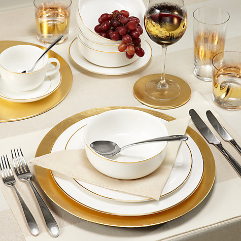 Buy John Lewis Outline Dessert Knife Online at johnlewis.com