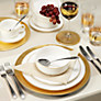 Buy John Lewis Lacquer Round Placemats, Set of 6 Online at johnlewis.com