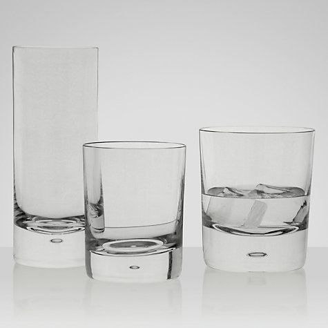 Buy Dartington Exmoor Double Old Fashioned Tumbler, Set of 2 Online at johnlewis.com