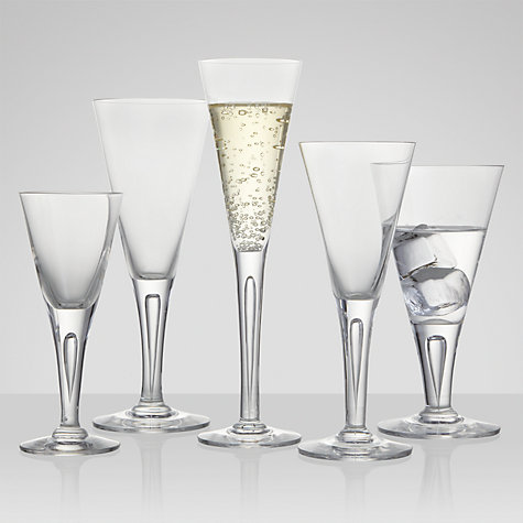 Buy Dartington Crystal Sharon Claret Glasses, Set of 2 Online at johnlewis.com