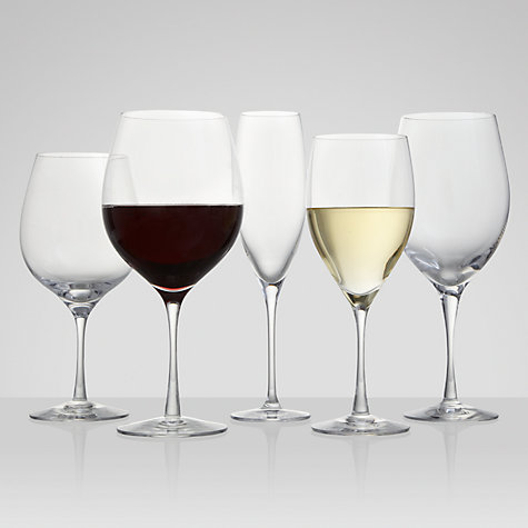 Buy Dartington Crystal Wine Masters Bordeaux Glasses, Set of 2 Online at johnlewis.com