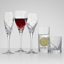 Buy RCR Cristalleria Da Vinci Grosseto Glassware Online at johnlewis.com
