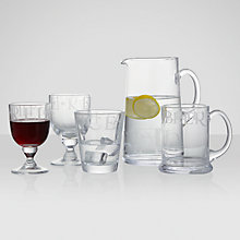 Buy Emma Bridgewater Black Toast Glassware Online at johnlewis.com