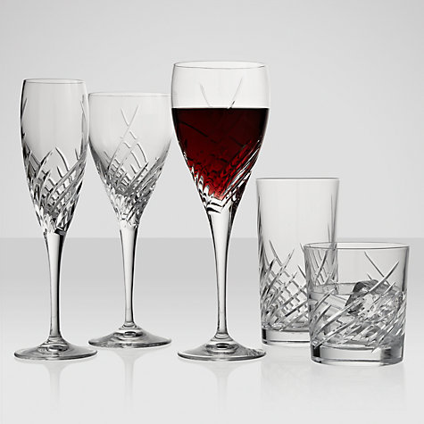 Buy John Lewis Breeze Wine Glasses, 0.25L, Set of 2 Online at johnlewis.com