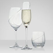 Buy John Lewis Loop Glassware Online at johnlewis.com