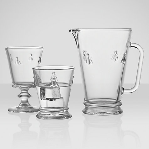 Buy La Rochere Bee Stemmed Glass, 0.24L Online at johnlewis.com