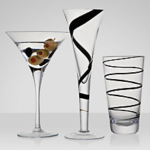 Buy LSA Jazz Glassware Online at johnlewis.com