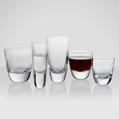 Buy Villeroy and Boch American Bar Straight Bourbon Double Old Fashioned Tumbler Online at johnlewis.com