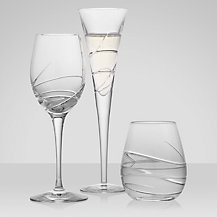 Waterford Crystal Ballet Ribbon Glassware