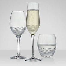Buy John Rocha for Waterford Crystal Lume Glassware Online at johnlewis.com