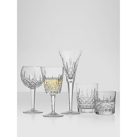 Buy Waterford Crystal Lismore Champagne Flutes, Set of 2 Online at johnlewis.com