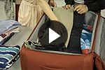 How to pack a Samsonite family suitcase - video